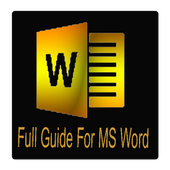 Full Guide For MS Word icon