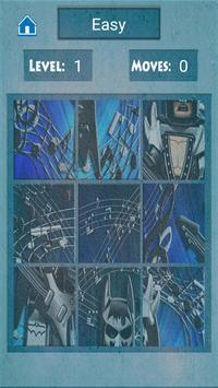็Puzzles Hero Sky Kick poster
