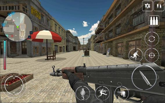 Call Of Modern Warfare : Secret Agent FPS for Android - APK