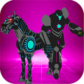 Grand Robot Horse Battle:Transforming Robot Horse icon