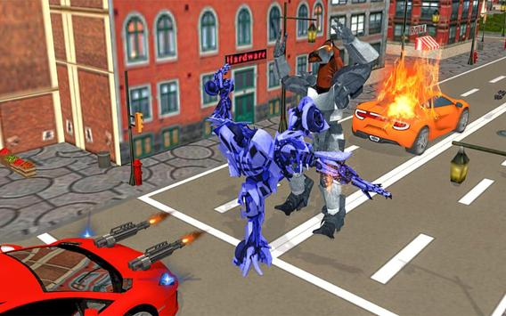 Grand Robot Horse Battle:Transforming Robot Horse screenshot 12