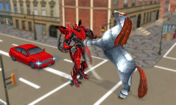 Grand Robot Horse Battle:Transforming Robot Horse screenshot 4