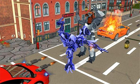 Grand Robot Horse Battle:Transforming Robot Horse screenshot 5