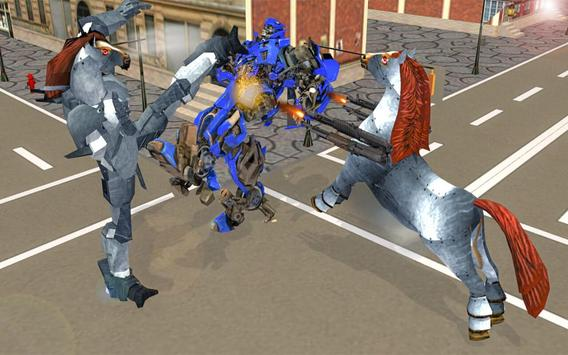 Grand Robot Horse Battle:Transforming Robot Horse screenshot 7