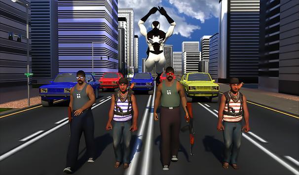 Real Super Spider hero Anti terrorist Battle screenshot 14