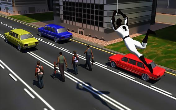 Real Super Spider hero Anti terrorist Battle screenshot 11