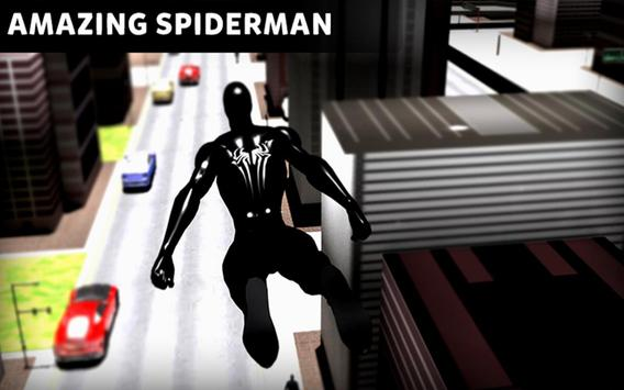 Real Super Spider hero Anti terrorist Battle screenshot 12