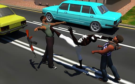 Real Super Spider hero Anti terrorist Battle screenshot 13