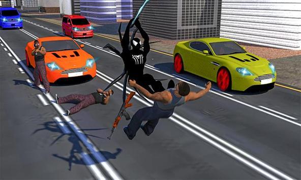 Real Super Spider hero Anti terrorist Battle screenshot 1