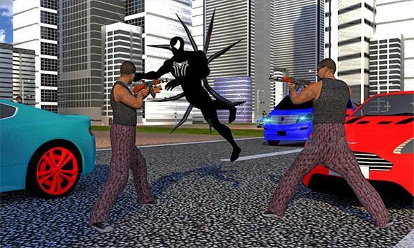 Real Super Spider hero Anti terrorist Battle screenshot 3