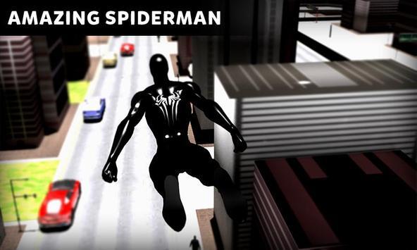 Real Super Spider hero Anti terrorist Battle screenshot 5