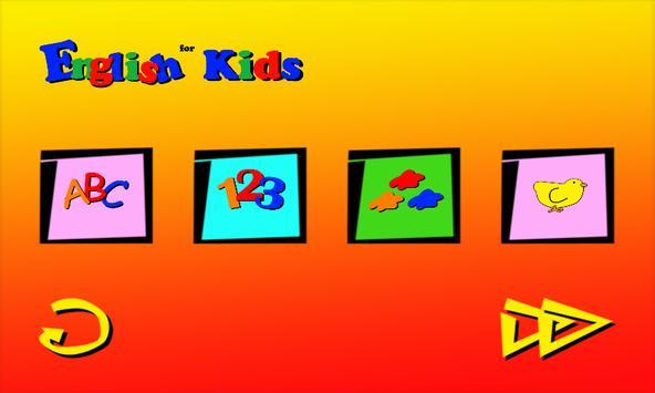 English For Kids screenshot 14
