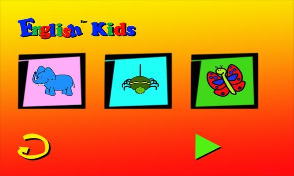 English For Kids screenshot 16