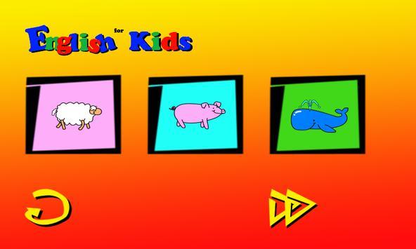 English For Kids screenshot 3