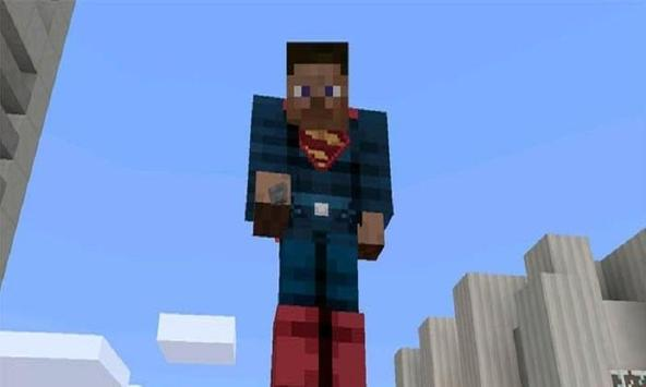 Mod Heroes for MCPE poster