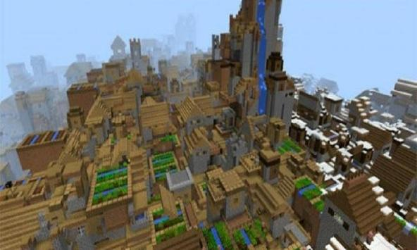 Mod for More Villages for MCPE apk screenshot