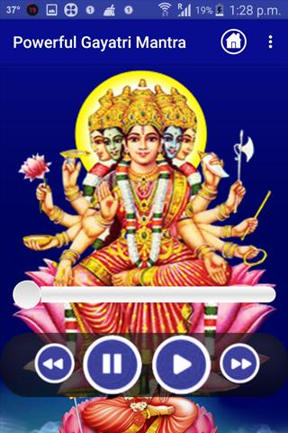 Powerful Gayatri Mantra for Android - APK Download