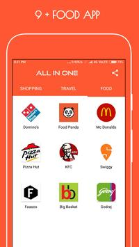 Shopping Panda - all important shopping web app poster