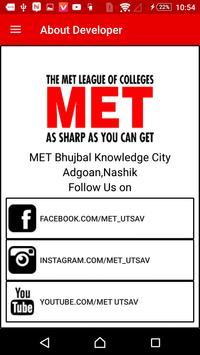 MET UTSAV 18 screenshot 1