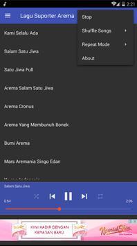 Aremania Suporter Indonesia apk screenshot