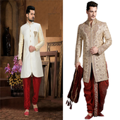 Dulha Shangar - Grooms Dress Shervani Groom Wear icon