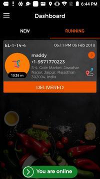 Dharani DeliveryMan screenshot 1