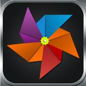 Magic Pin wheel Simulator icon