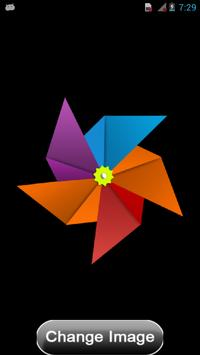 Magic Pin wheel Simulator apk screenshot