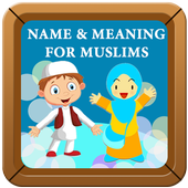 Name & Meaning for Muslim icon