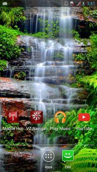 Insta waterfall Wallpaper apk screenshot