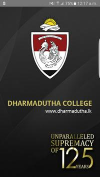 Dharmadutha College poster