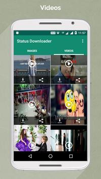 Status Downloader for Whatsapp स्क्रीनशॉट 2