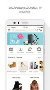 Schermata apk DHgate - Shop Wholesale Prices