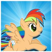 Pixie Pony : Bubble Shooting icon