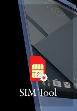 SIM Tool poster