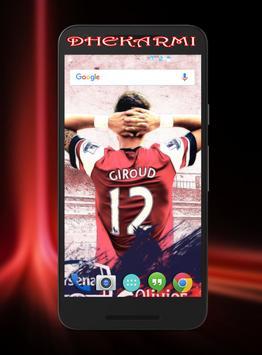 Olivier Giroud Wallpapers HD screenshot 3