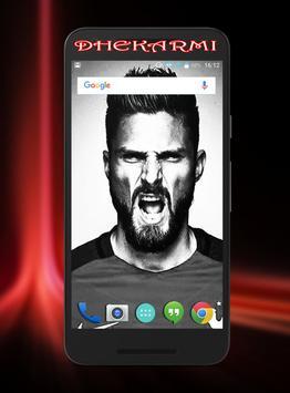 Olivier Giroud Wallpapers HD screenshot 4