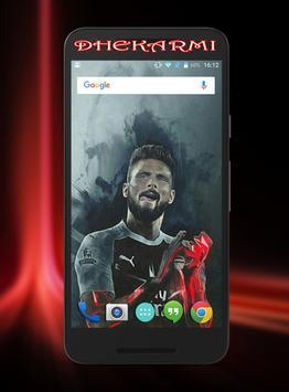 Olivier Giroud Wallpapers HD screenshot 5
