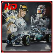Lewis Hamilton Wallpaper HD icon