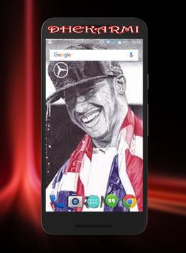 Lewis Hamilton Wallpaper HD screenshot 1