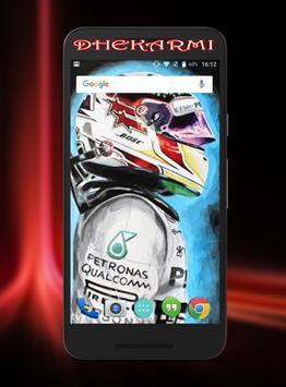 Lewis Hamilton Wallpaper HD screenshot 2