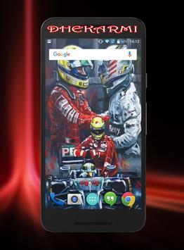 Lewis Hamilton Wallpaper HD screenshot 3