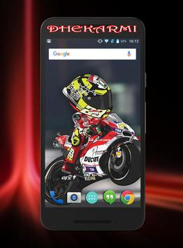 Andrea Iannone Wallpapers poster