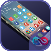 Theme for Samsung S6 Edge, Smart, Clean Launcher icon