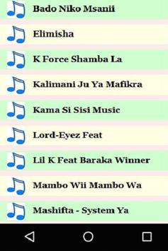 Swahili Rap Songs Video Collection screenshot 1