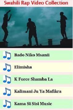 Swahili Rap Songs Video Collection screenshot 4