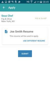 Hcareers Job Search screenshot 4