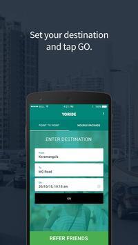 YoRide - Public Transport App screenshot 8