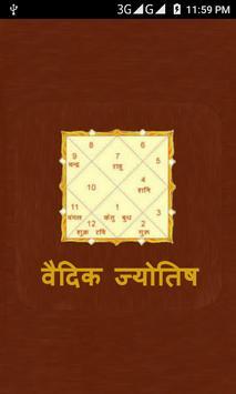 Vaidik Jyotish poster