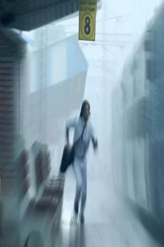Subway Dhony Runner apk screenshot